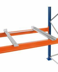 Container-Auflagen für Holmtiefe 50 mm und Regaltiefe 1100 mm Art.-Nr.: 16092-50