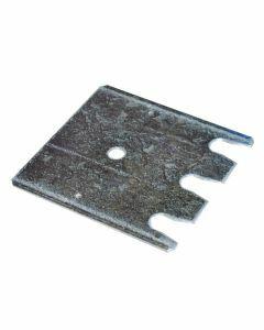 Unterlegbleche für Rahmen S610-N, S620-N, S625-N - Art.-Nr. 16152
