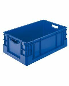 Euro-Stapelkasten, H210xB300xT400 mm, blau