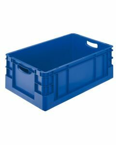 Euro-Stapelkasten, H175xB400xT600 mm, blau