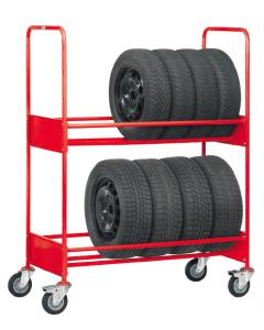 Reifenwagen - zum Transport von Rädern und Reifen Art.-Nr.: 34892