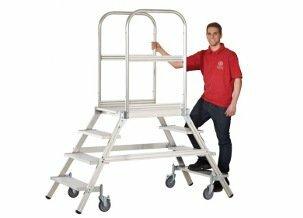 Regal Leitern