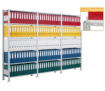 Büroregal Stecksystem